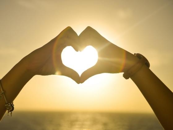 How do you show affection?