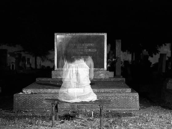 Who or where would you haunt if you were a ghost?