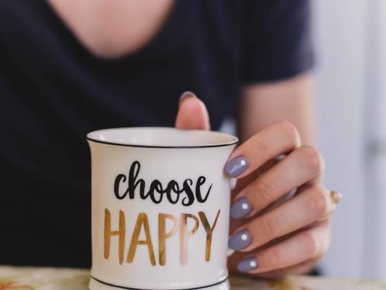Choose a seasonal latte: