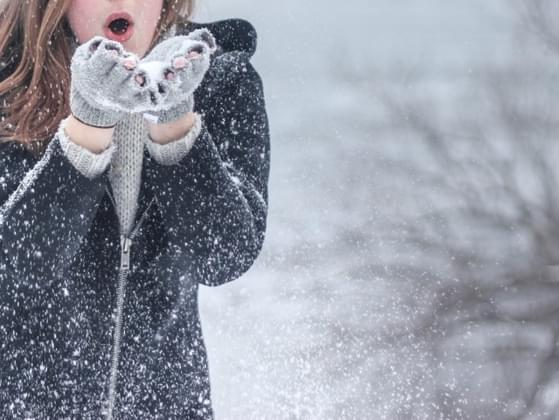 What's the first thing that pops into your head when you think about winter?