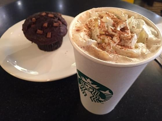 Are pumpkin spice lattes overrated or underrated?