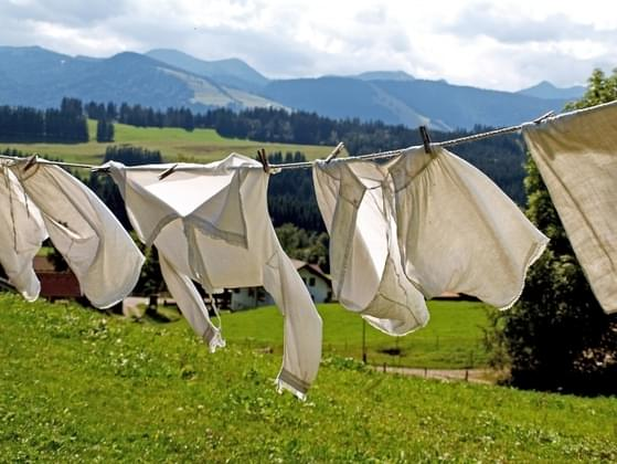 Is the smell of fresh laundry overrated or underrated?