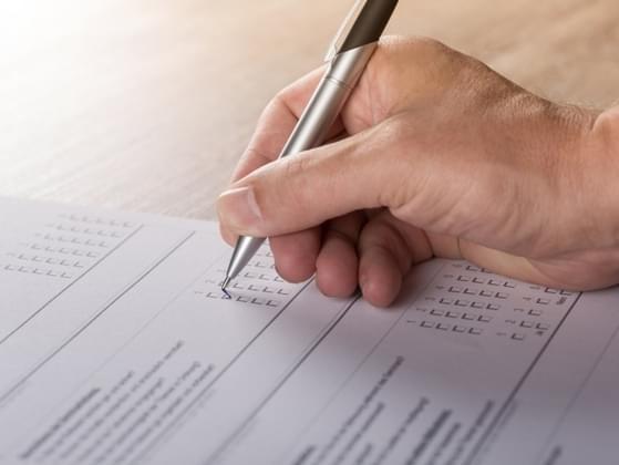 How do you feel about cheating on tests?