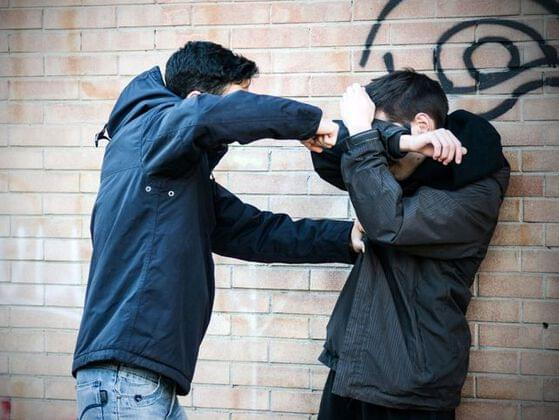 What would you do if you saw your friend getting bullied?