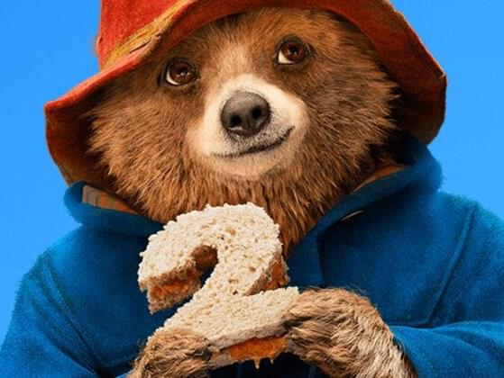 The oh-so-cute Paddington bear wore a black hat followed by a red hat which made everyone fall in love with him even more.