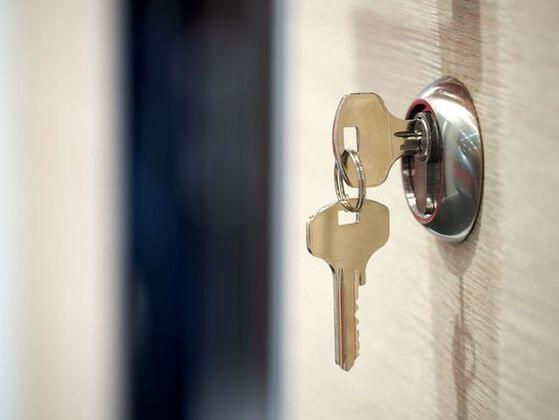 Do you lock your doors every time you leave the house?