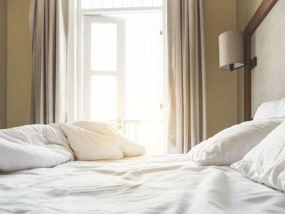 How often do you wash your sheets?