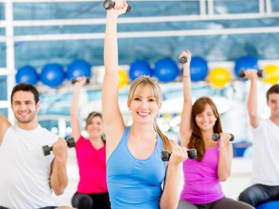 Do you belong to a gym?