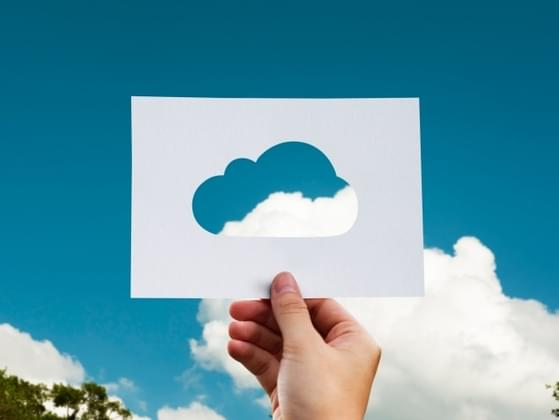 When you see a cloud, can you see shapes or objects?