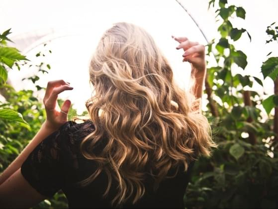 You're headed to a big event to celebrate. How long does it take to do your hair?