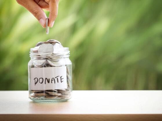 How often do you donate women welfare?