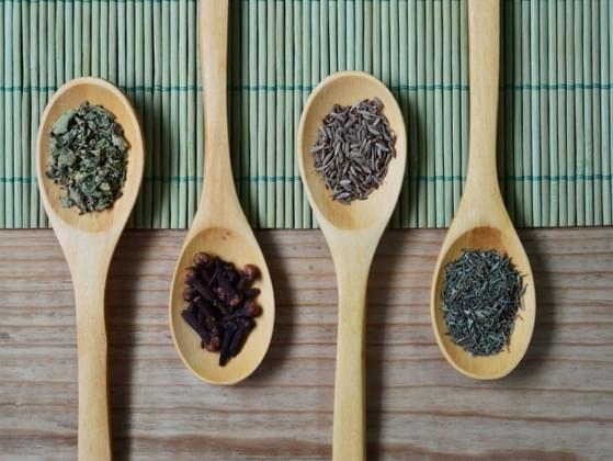 Do you use a lot of spices and herbs in your cooking?
