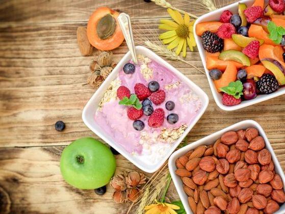Choose a healthy snack