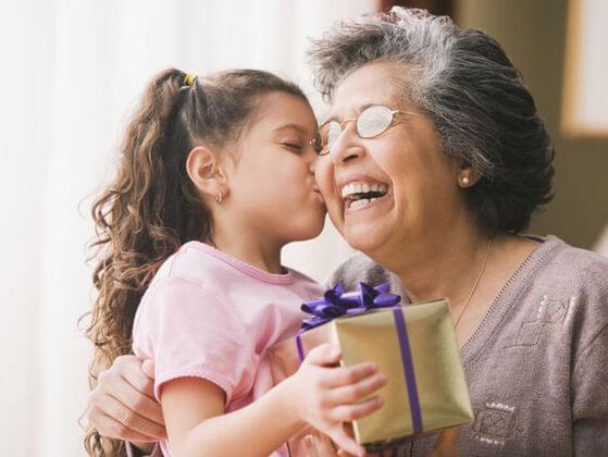 Do you have a good relationship with your grandma?