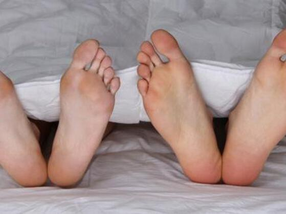 Have you ever slept with someone you only just met?