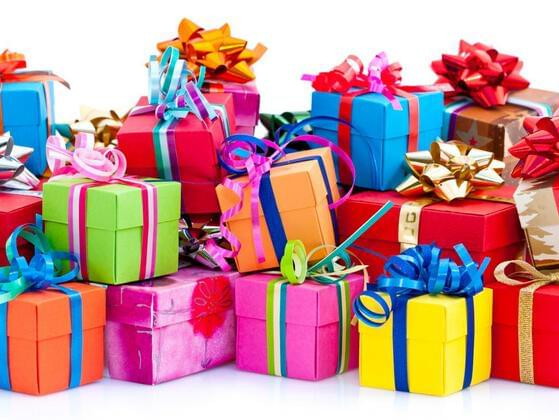 It's your birthday and someone just gave you the perfect gift. What is it?