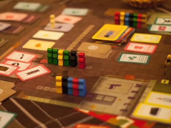 Choose a board game: