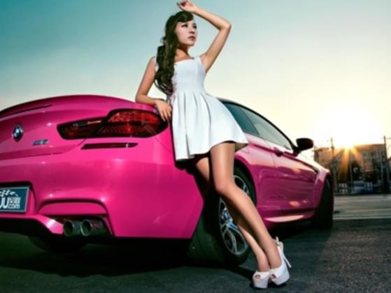 Do you like car girls?