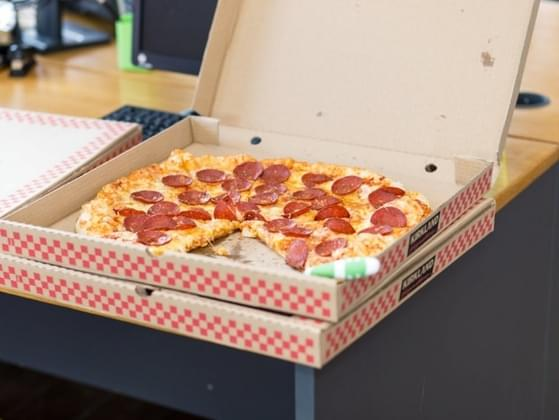 What's your pizza topping of choice?