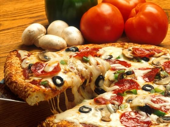 What is your favorite pizza topping?