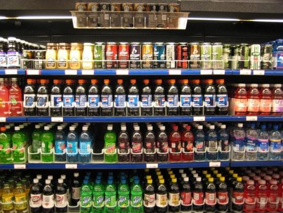 How often do you drink soda?