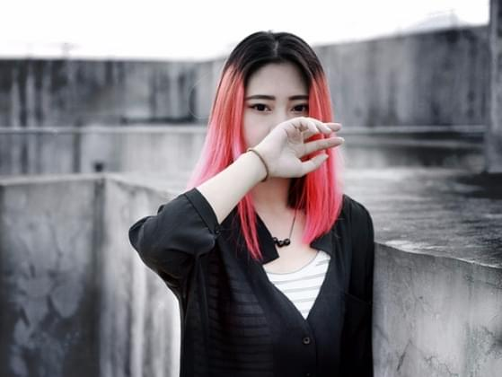Would you ever dye your hair a bright vibrant color?