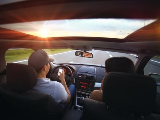 What's your worst driving habit?