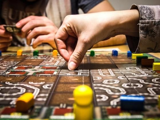 What is your favorite board game?