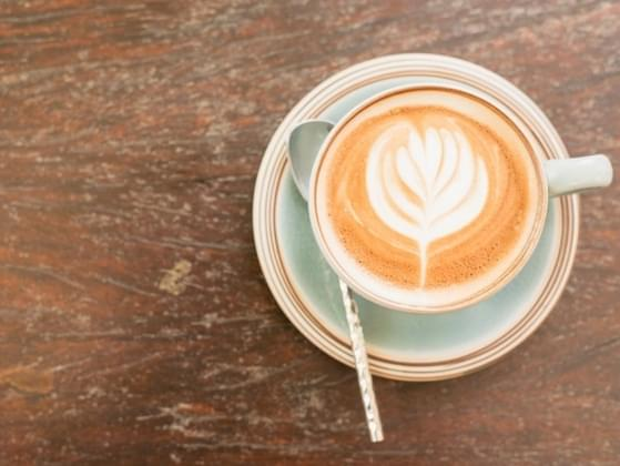 Choose a coffee order: