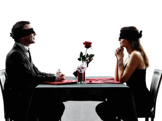 Would you ever go on a blind date?
