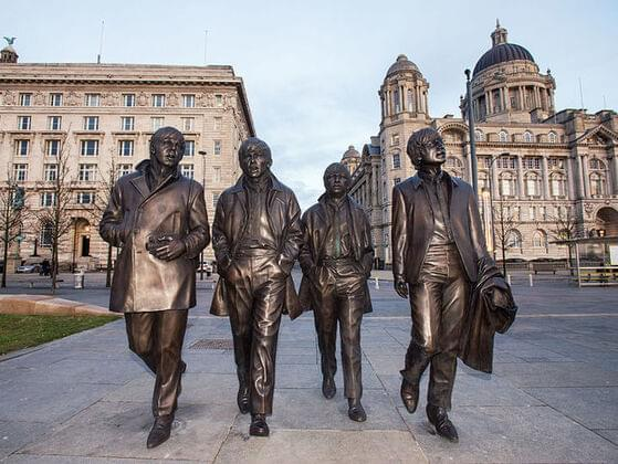 What city are The Beatles from?