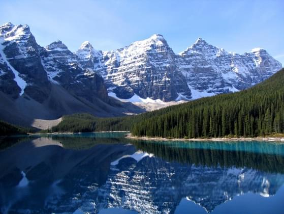 Favorite type of landscape?