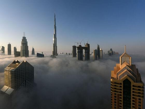 Which is the tallest building in the world?