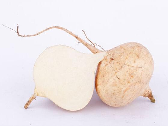 Is also called Mexican turnip