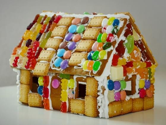 Will you be making a gingerbread house this year?