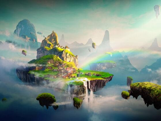 What land type gives you the most spiritual power?