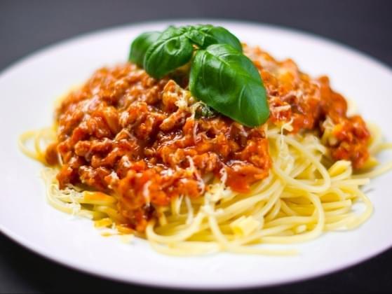 Choose an Italian dish: