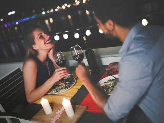 Which type of restaurant would you choose for a date?