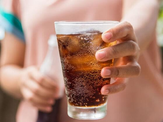 How many Cokes do you drink a day?