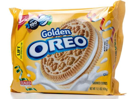 How 'bout Golden Oreos!? x