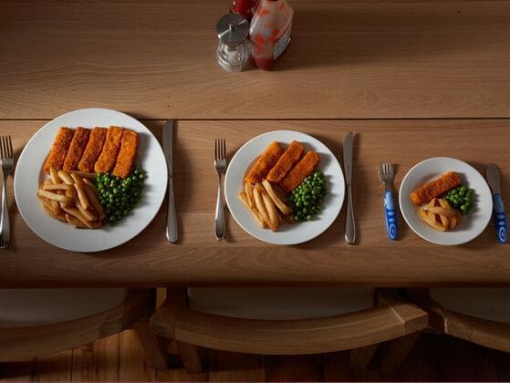 Do you tend to stick to the same daily-menu?