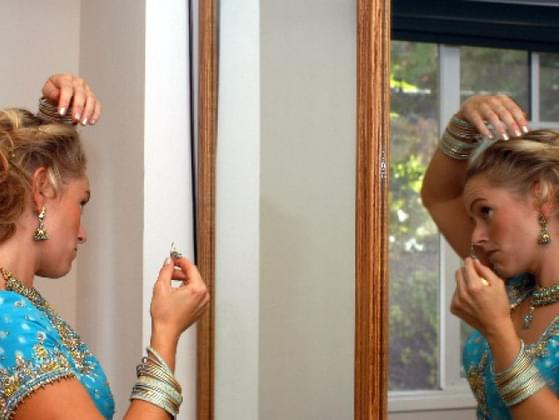 How much time do you take to get ready in the morning?