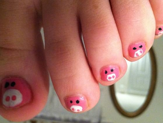 Which little piggy are you?