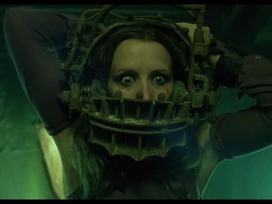 Would you rather wake up in the Reverse Bear Trap or the Needle Pit from the Saw movies?