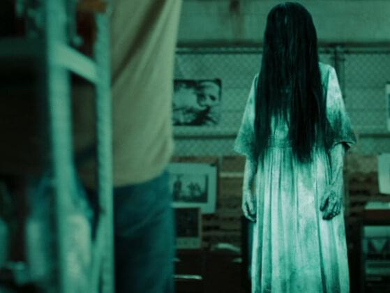 Would you rather be haunted by the girl from The Ring or the demon from Paranormal Activity for one year?