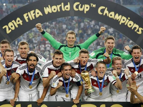 Which country won the World Cup in 2014?