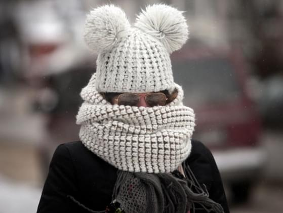 When it's really cold outside...