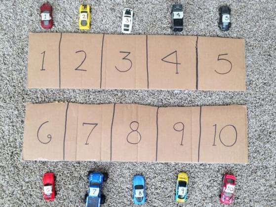 Choose a number.