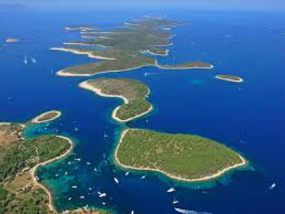 A group of islands is known as