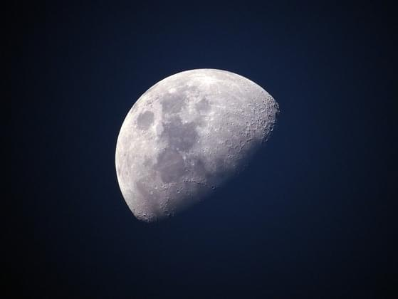 As the lit up part of the moon decreases, we say that the moon is